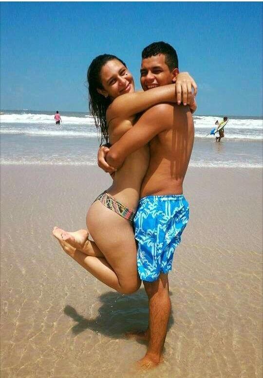A felicidade consome o casal