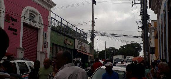 Urgente! Bandido é assassinado no centro da capital