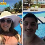 Milionária e solteira, ex-primeira dama de Bacabal se exibe nas redes sociais com amigo novinho