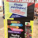 Astro de Ogum apoia exposição de lojistas e artesãos na Cohama