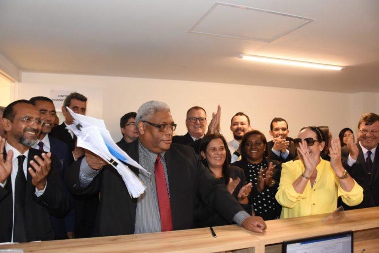Mozart Baldez é o primeiro a registrar chapa para a eleição da OAB-MA