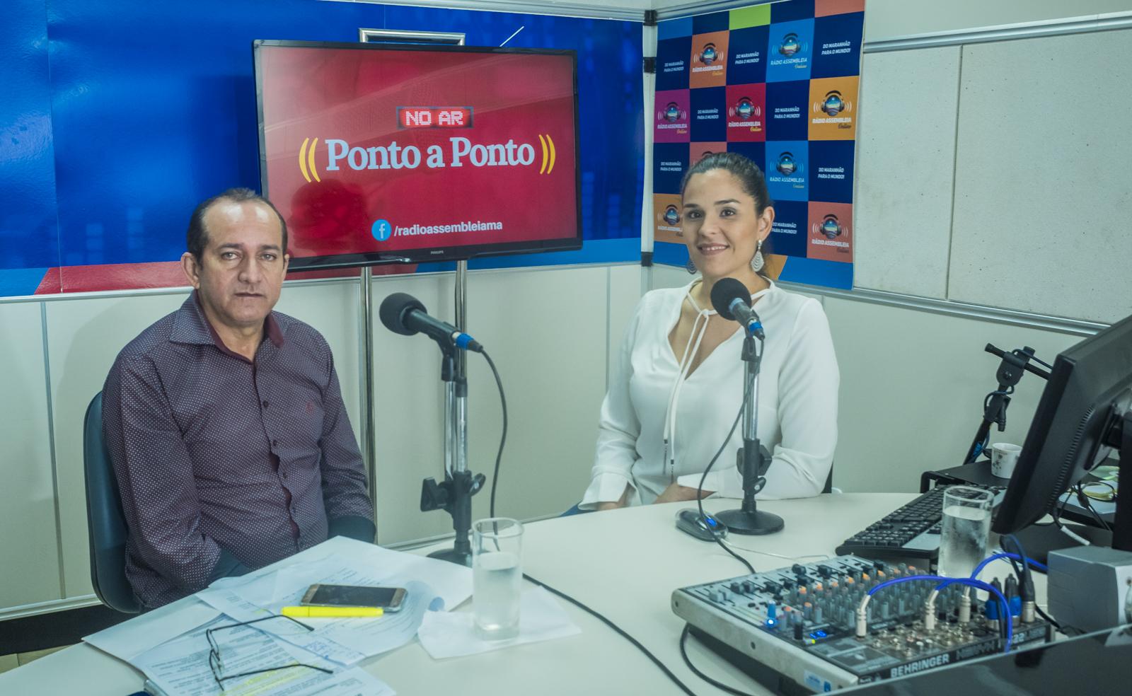 Em entrevista à Rádio Assembleia Online, diretor Valney Pereira fala sobre modernização administrativa da Assembleia