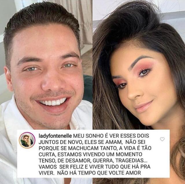 Amiga da ex de Safadão fala que ambos ainda se amam