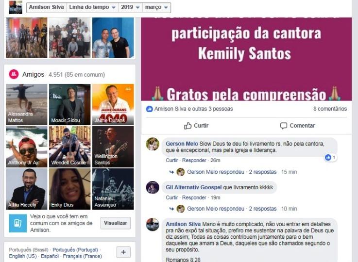"""Barraco Gospel! Banda Gospel dá pra trás em evento de pastora: """"foi livramento de Deus"""""""