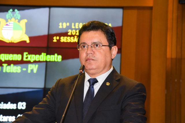 Rigo Teles solicita campus da UFMA em Barra do Corda