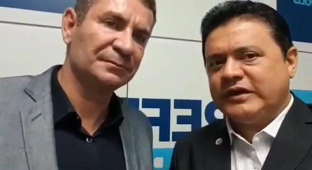 Rigo Teles se reúne com vice-prefeito de Florianópolis para conhecer o sistema Lixo Zero