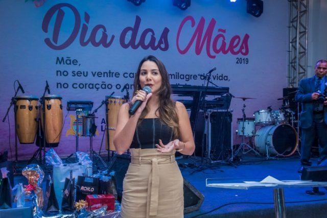 Gedema homenageia as mães servidoras da ALEMA com animada festa