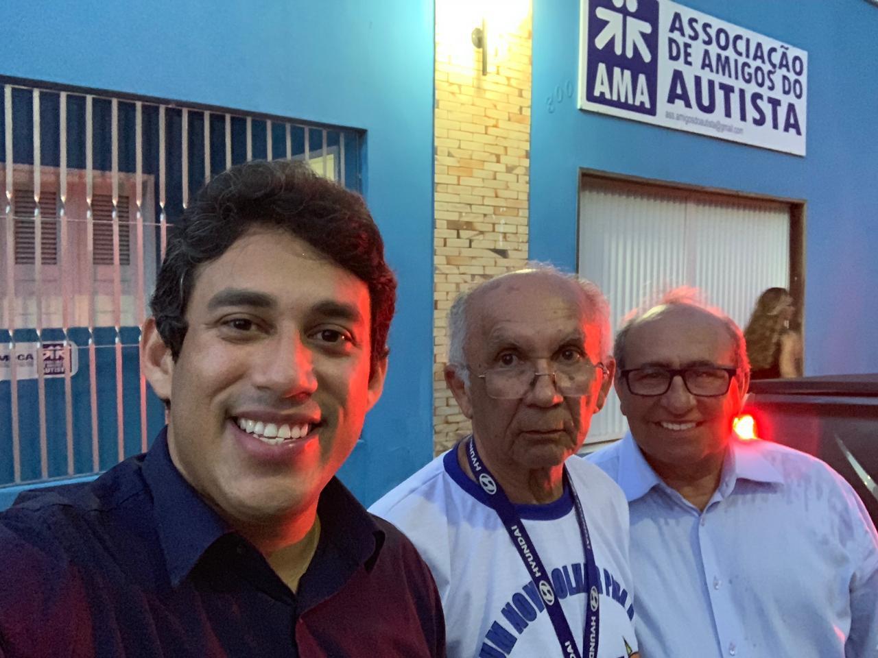 Vereadores reconhecem e apoiam trabalho da AMA em São Luís