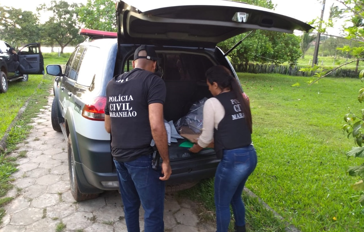 Gaeco e Polícia Civil cumprem cinco mandados de prisão temporária nesta quarta-feira, 5