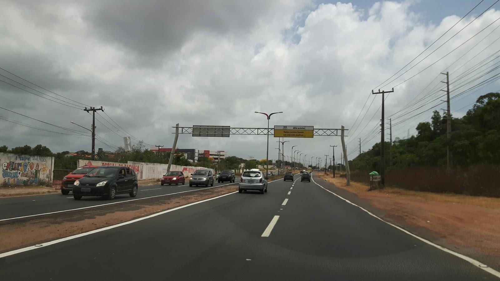 MPMA requer iluminação pública em trecho da BR-135 na área Itaqui-Bacanga