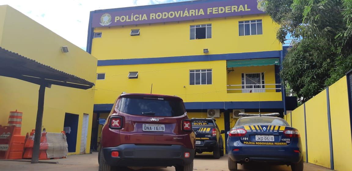 PRF recupera veículo de locadora com queixa de apropriação indébita