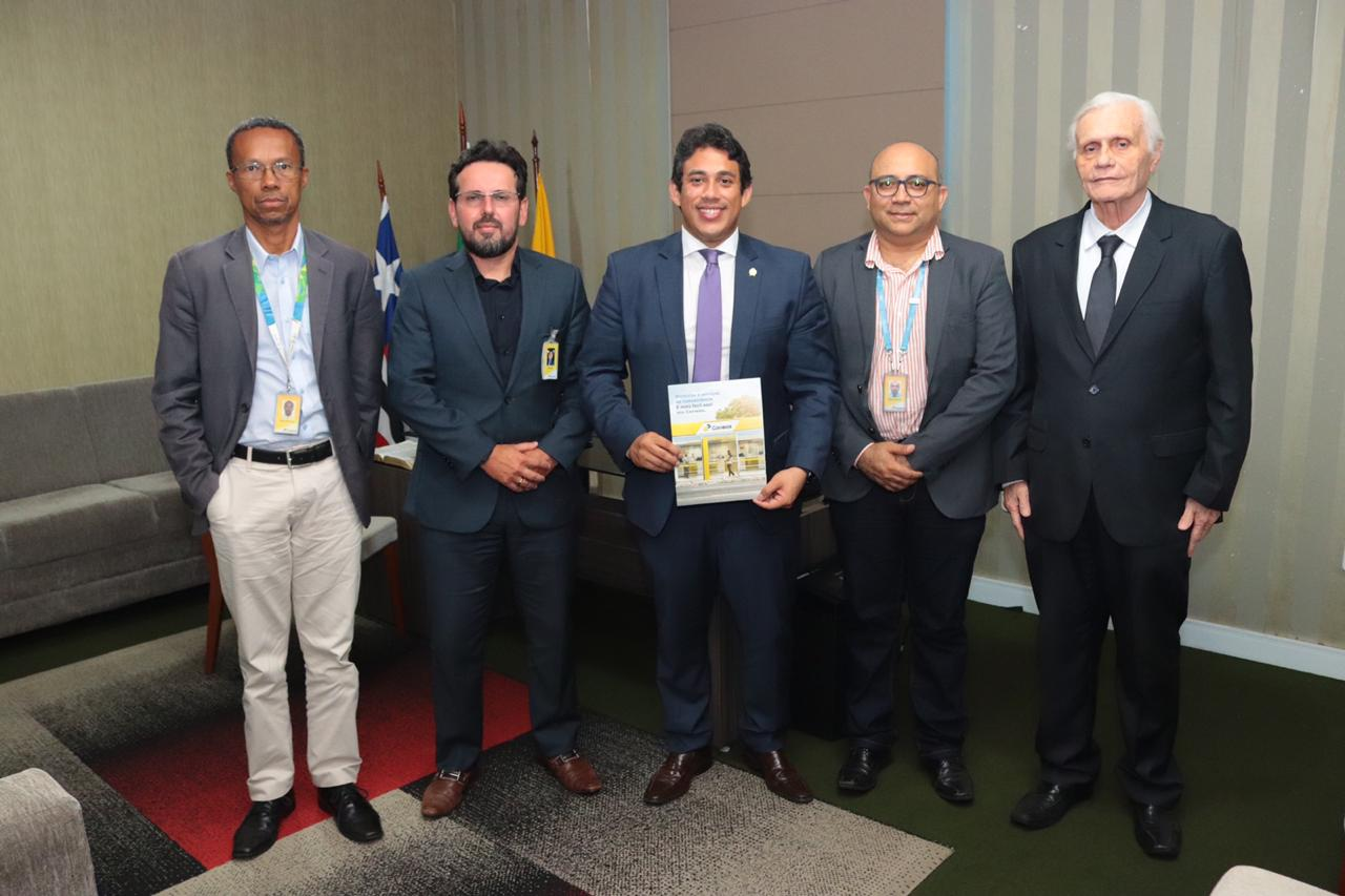 Correios lançará selo alusivo aos 400 anos da Câmara de São Luís