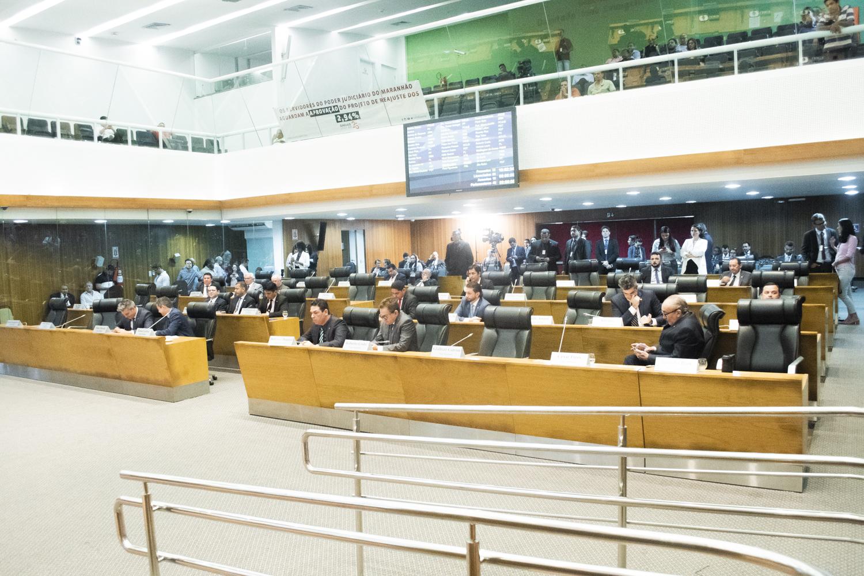 Assembleia Legislativa aprova projeto que reajusta salários dos servidores do TJMA