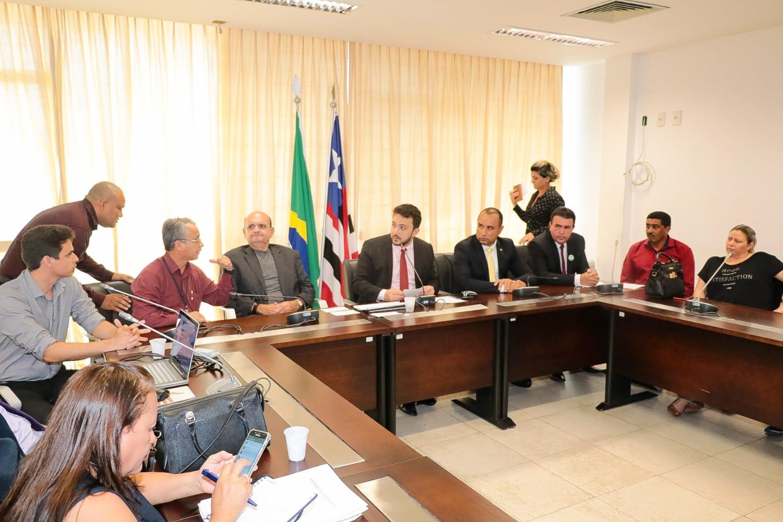 Audiência pública discute limites territoriais de quatro municípios