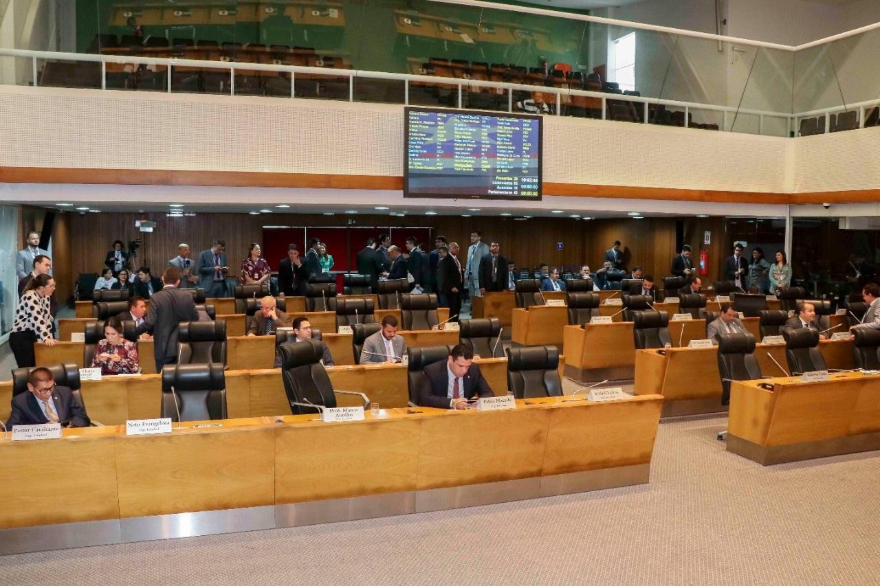 Assembleia aprova projeto do Executivo que faz adequação de alíquotas de contribuições ao FEPA
