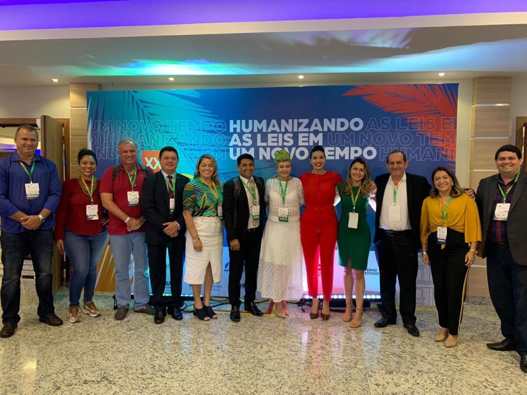 Deputados maranhenses ressaltam a importância da humanização do legislativo em conferência da Unale