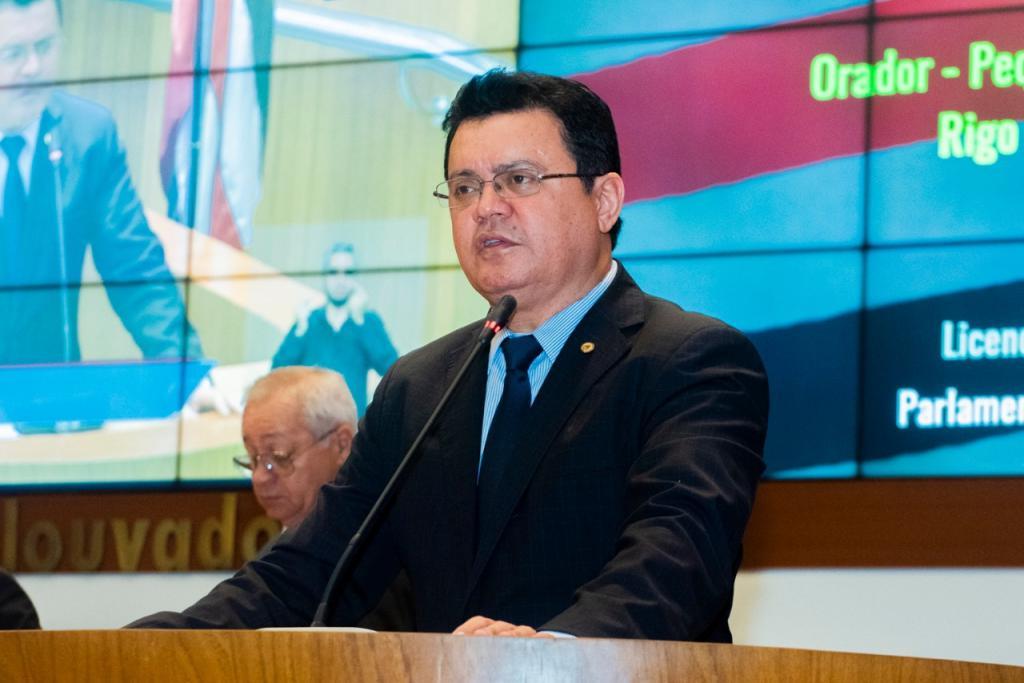 Deputado Rigo Teles propõe criação do programa 'Assembleia Cidadã '