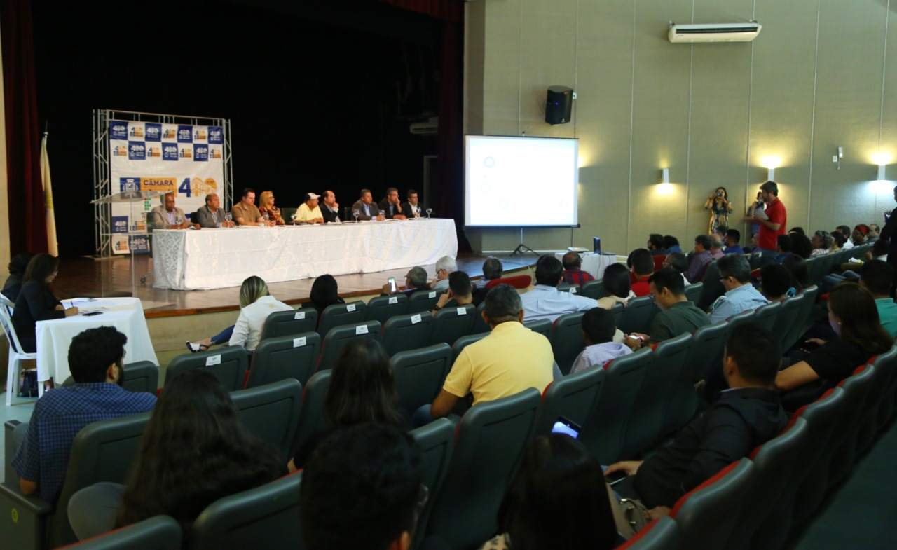 Câmara realiza primeira audiência para discutir Plano Diretor de São Luís
