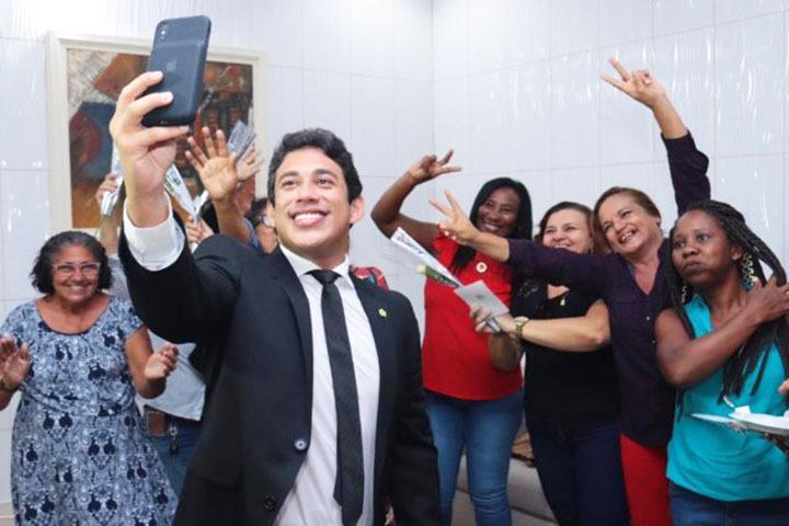Osmar Filho anuncia calendário 2020 de pagamento dos servidores da Câmara de São Luís