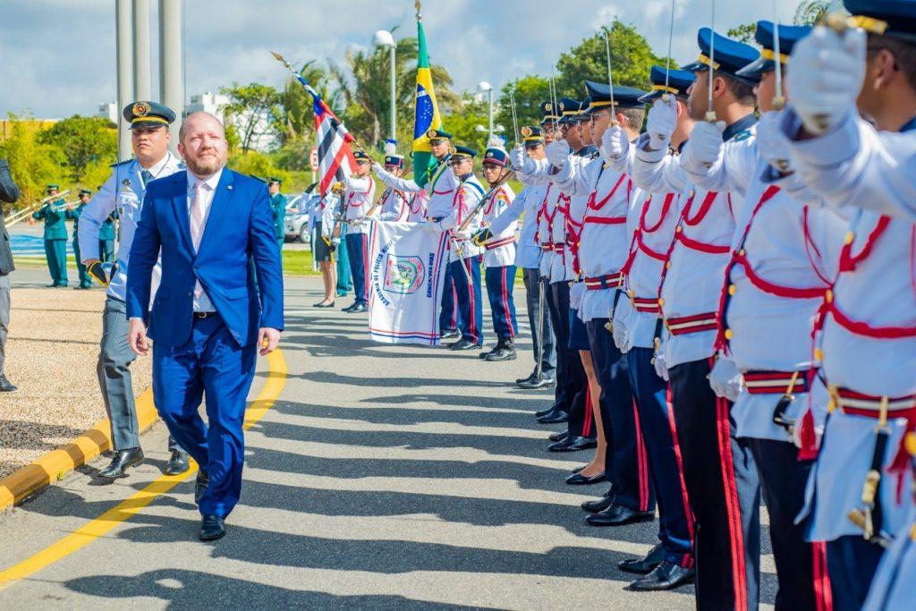 Presidente Othelino Neto destaca harmonia entre os Poderes na abertura dos trabalhos legislativos de 2020