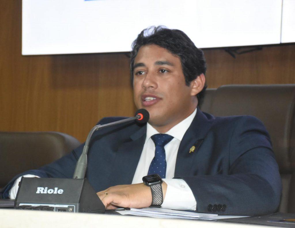 Osmar Filho diz que novo Plano Diretor será prioridade da Câmara neste primeiro semestre