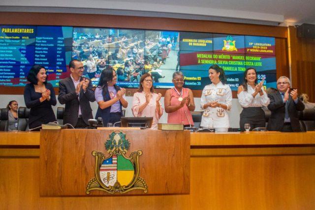 Assembleia Legislativa instala Frente Parlamentar de Combate ao Feminicídio no Maranhão