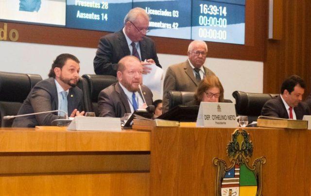 Plenário aprova concessão de Medalha ao conselheiro do TCE Edmar Cutrim