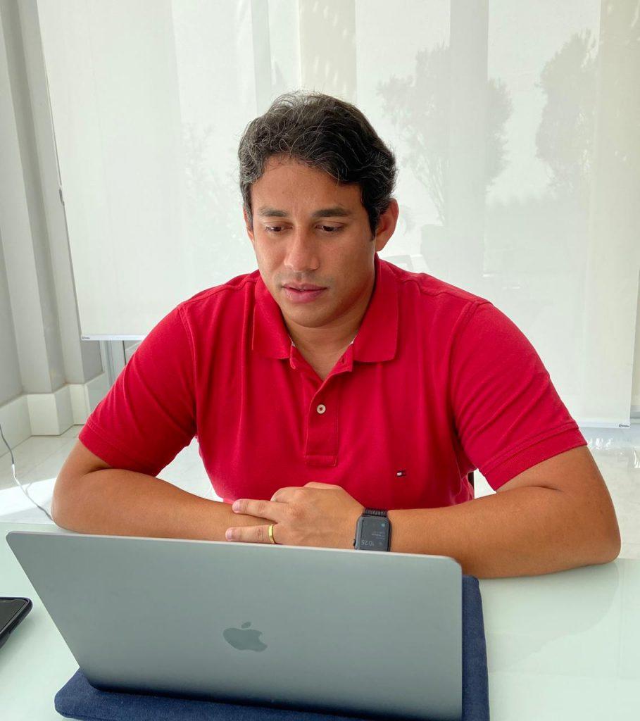 Osmar Filho propõe instalação de lavatórios móveis em estabelecimentos comerciais e espaços públicos de São Luís