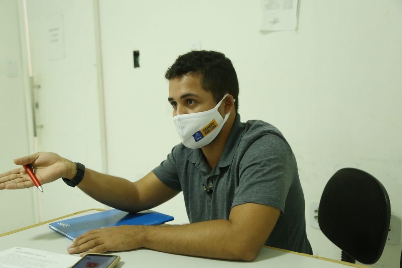Câmara de São Luís lança questionário para mapear saúde dos servidores