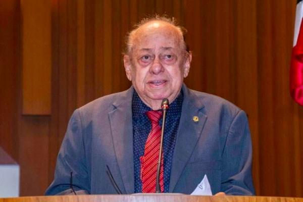 Assembleia Legislativa emite nota de pesar pelo falecimento do deputado Zé Gentil