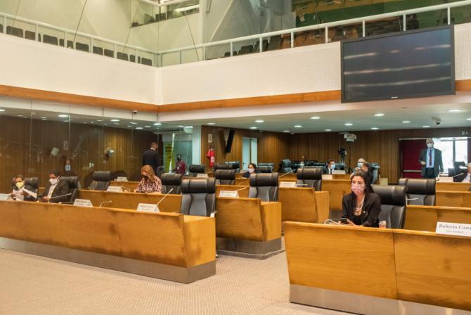 Assembleia aprova MP que destina recursos para ações de combate à Covid-19