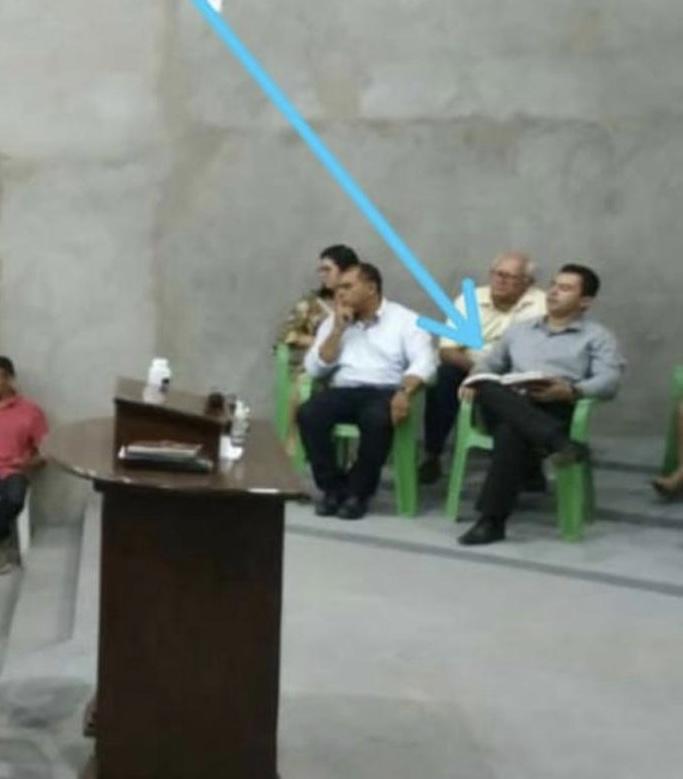 Durante pregação em igreja, prefeito que tem 20 denúncias envolvendo R$ 124 milhões diz que político ladrão vai pro inferno