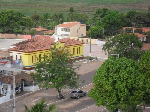 Justiça determina bloqueio dos recursos depositados nas contas do município de São Vicente Férrer