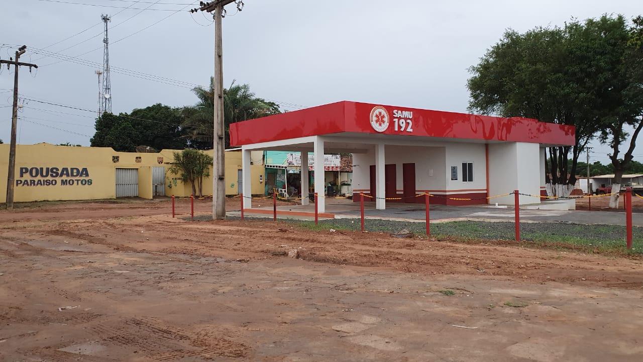 Eric Costa retirou dos cofres públicos quase R$ 210 mil para construção do prédio do samu em Barra do Corda