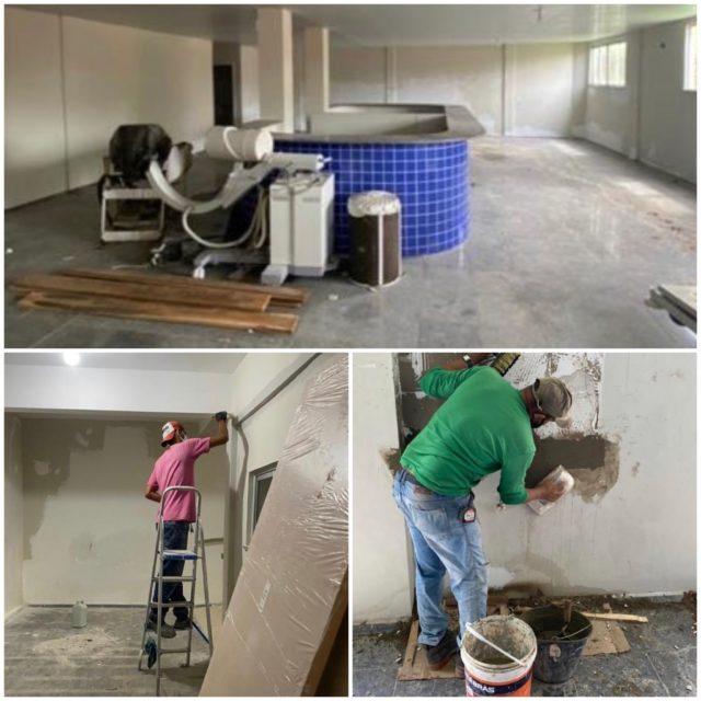 Drª Cleide agradece a Flávio Dino por mais 71 novos leitos em Caxias para tratamento da Covid-19