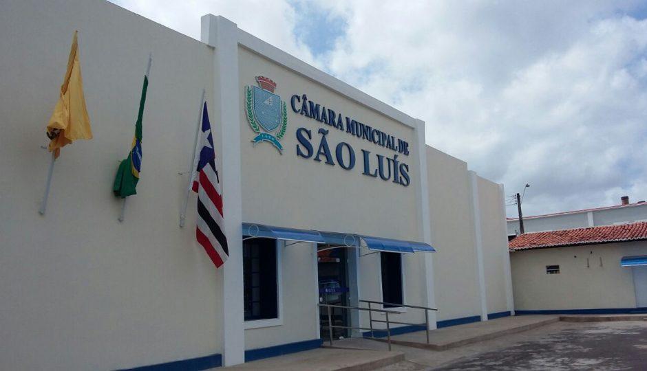 Câmara Municipal de São Luís suspenderá atividades presenciais na próxima semana