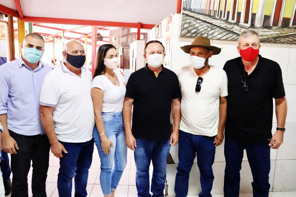 Valcyzão do Maranhão se reúne com o vice-governador Carlos Brandão