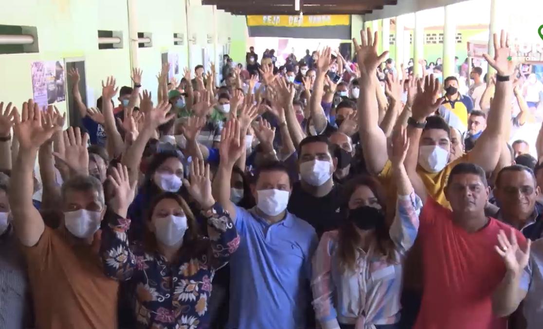 Rigo acompanha de perto ações do Projeto 'Prefeitura de Barra do Corda Mais Perto do Povo'