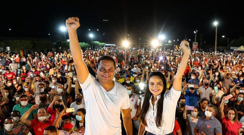 Weverton lidera disputa para o Governo do Maranhão em Imperatriz, aponta Exata