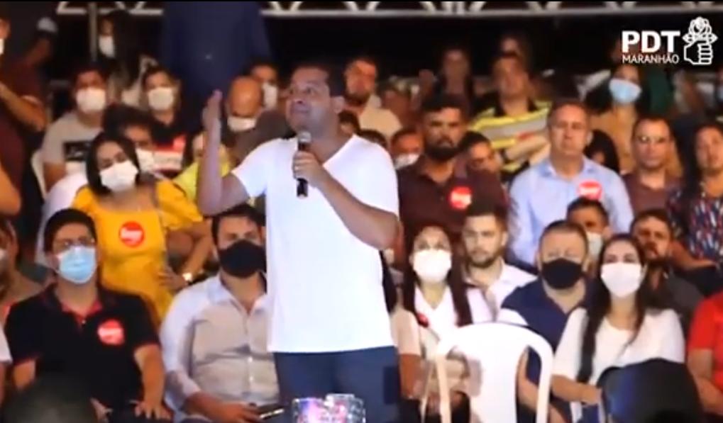 Weverton propõe criação de projeto coletivo para fazer o Maranhão mais feliz
