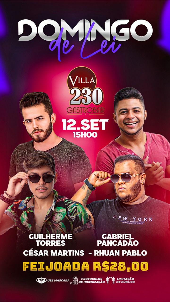 Venha agora aqui no Vila Gastrobar 230